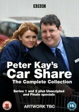 Peter Kays Car Share Season 1 and 2 Kay's The Complete Series Collection DVD