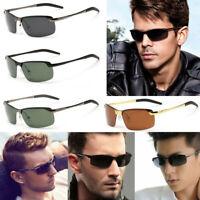 Fashion Polarized Sunglasses Mens Sport Running Fishing Golf Driving Glasses