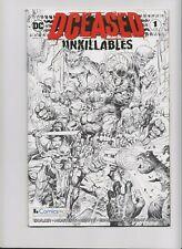 DCEASED UNKILLABLES #1 NM/VF+ COMICSPRO EXCLUSIVE VARIANT DC Comics 2020