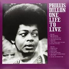 Phyllis Dillon - One Life To Live (Sky Blue Marble) (NEW VINYL LP)