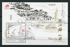 Macau Macao 2017 MNH Back to Common Roots 1v M/S Cultures Traditions Stamps