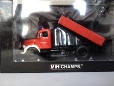 MINICHAMPS 1:43 Mercedes Benz L3500K 439350005
