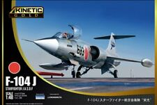 KINETIC K48080 1/48 J.A.S.D.F. F-104J Starfighter