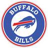 """Buffalo Bills Combo Logo NFL Sport Car Bumper Sticker Decal """"SIZES"""""""