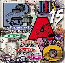 BRAVO HITS 15 / 2 CD-SET - TOP-ZUSTAND