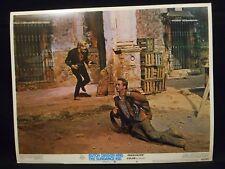 Butch Cassidy and the Sundance Kid 1969 Lobby Card #8 Vf Paul Newman Redford