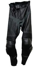 Pantalon moto HEIN GERICKE cuir noir Vintage réf.03 taille 50