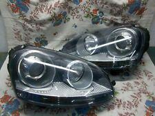 VW GOLF V 5 Bi Xenon Scheinwerfer links und rechts komplett top Zustand