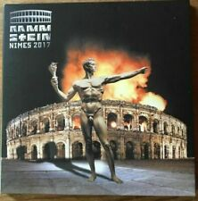 "RAMMSTEIN : ""Live In Nimes 2017"" RARE EDITION CD !"