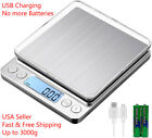 Kitchen Scale Portable 2000g x 0.1g Digital LCD Scale Jewelry Food Balance photo