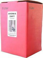 (3,98€/1l) Aronia-Saft Direktsaft 5L