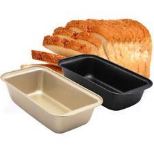 Guoc Stampo per Pane tostato in Acciaio al Carbonio,Antiaderente,Stampo per Pane tostato,Stampo per Pane
