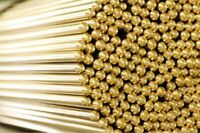Brass Round Bar / Rod /  Many sizes and lengths -  Brass Multi Variation