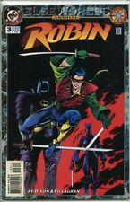 ROBIN #24 VERY FINE// NEAR MINT 1993 SERIES DC COMICS