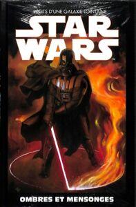 COMICS - STAR WARS, VOLUME 6 > OMBRES ET MENSONGES / ALTAYA, NEUF