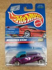 NIP Hot Wheels Mercedes 540K #788
