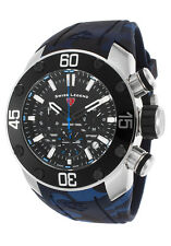 Swiss Legend Lionpulse Chronograph Mens Watch 10617SM-01-BLS