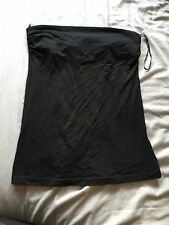 H&M Stretch Patternless Regular Size Tops & Shirts for Women