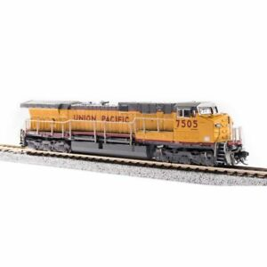 Broadway Limited 6280 - GE AC6000 w/ DCC & Sound Union Pacific (UP) 7505 - N ...