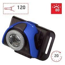 LED Lenser Seo B5R+ Headband+ 1 x 2 Helmclips - 3 in 1 Bundle