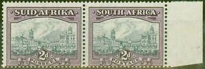 South Africa 1941 2d Grey & Dull Purple SG58a Fine MNH