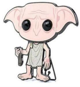 IN STOCK Pop! Pins: Harry Potter Dobby CHASE