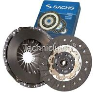 SACHS 2 PART CLUTCH KIT FOR FORD FOCUS TURNIER ESTATE 1.6 TDCI ECONETIC