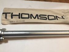 Thomson Elite Seat Post, 29.0 diameter by 330mm length - SILVER