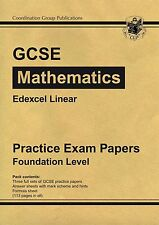 GCSE Maths Edexcel A (Linear) Practice Papers - Foundation (A*-G Resits) by...