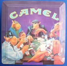 Joe Camel Casino Poker Set Tin