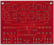 Symmetric Complementary input no global NFB power amp KAV300i PCB 1 piece !