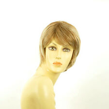 short wig women blond copper wick light blond ref: OCEANE f27613 PERUK