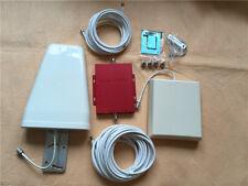 High Gain CDMA WCDMA 850 2100MHz 3G dual band Cellphone Signal Booster Amplifier