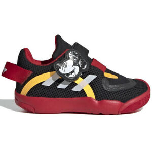 Adidas x Disney ActivePlay Mickey (Infant Toddler Size 7 C) Shoe Black Sneakers