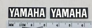 Yamaha Speaker Badge Pair Custom Made Aluminum Fits Car Speakers Free Shipping