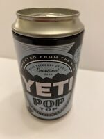 YETI Pop Top Limited Edition Empty 12 Oz Can of Air Stash Can