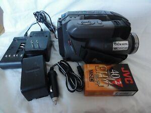 Panasonic Palmcorder with VHS c, PV-L580D 18x Zoom 150x Digital