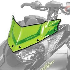 Arctic Cat Extreme Low Flyscreen Windshield Green 2014-2019 ZR XF M PTA 7639-693