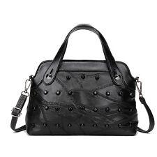 Damen Tasche Umhängetasche Handtashe Shopper Schultertasche Aktentasche