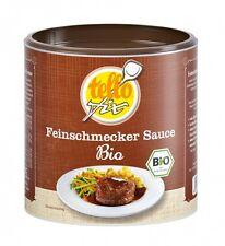 tellofix bio Feinschmecker Sauce 270 g, dunkle bio Bratensoße (o. GVZ) tello fix