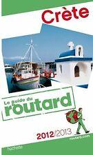 Guide du Routard Crète 2012/2013 de Collectif | Livre | état bon