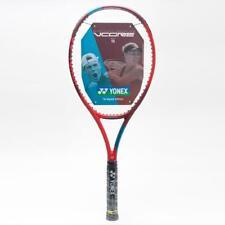 Brand New Yonex VCORE 98 (305) Tennis Racquet, Tango Red, 4 1/4