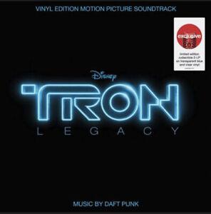 TRON LEGACY Exclusive Vinyl 2XLP - Daft Punk SEALED Pre Order