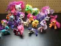Mixed Lot of 16 My Little Pony MLP Ponies Hasbro