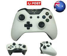 AU White MicroSoft Xbox One Controller Wireless Game Gamepad for Xbox one S/X
