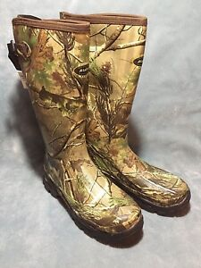Lacrosse Boots Men's Realtree APG Alphaburly Sport 200046 Hunting Boot - Size 14