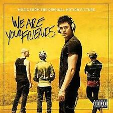 We Are Your Friends - Music From The Original Motion Picture - Various  (NEW CD)