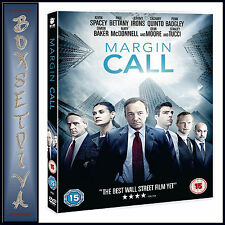 MARGIN CALL -  Kevin Spacey & Paul Bettany  ***BRAND NEW DVD ***