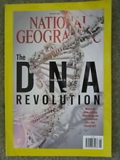 National Geographic August 2016 The DNA Revolution Shark Mosquito Panda