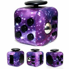 Starry Sky Newst Fidget Cube Stress Relief Toys For Adults Children Fun Gifts